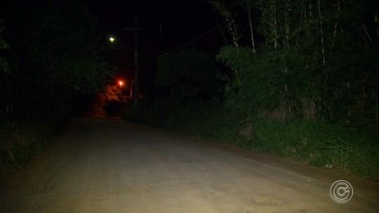 Moradores de Iperó e Araçoiaba da Serra reclamam de falta de iluminação pública: 'Temos medo'
