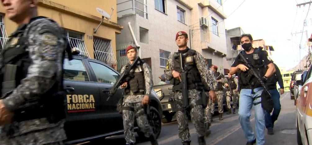 Operação Capital bloqueia bens de mais de R$ 2 milhões de quadrilha que atuava no bairro da Penha, em Vitória