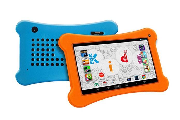 Tablet CCE traz design e conteúdo destinado a crianças (Foto: Divulgação)