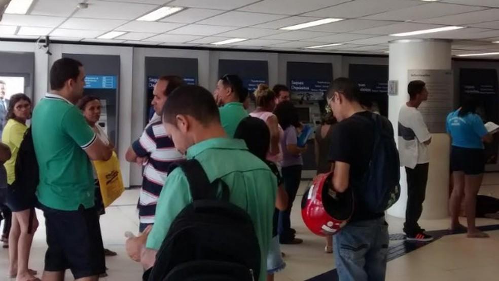 Em 2018, atendimento nas agências volta ao normal a partir do dia 2 de janeiro.  (Foto: Gioras Xerez/G1 Ceará)