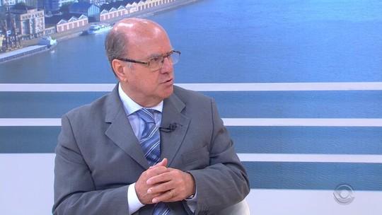 Secretário de Segurança Pública fala sobre desafios para combater a criminalidade