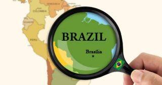 Mapa Brasil (Foto: Arquivo Google)