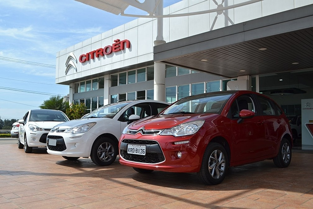 Citroën diz que renovou 60% de sua rede de concessionárias nos últimos dois anos (Foto: Divulgação)