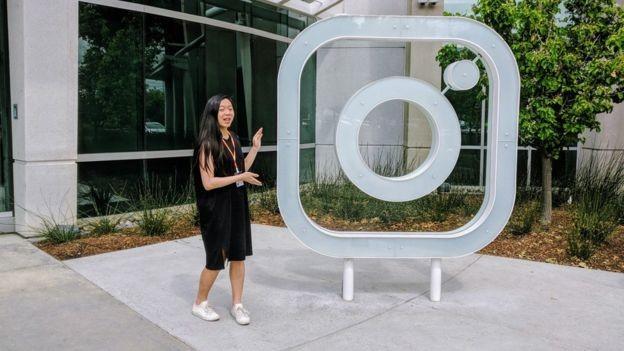 Wong antecipou os filtros de realidade aumentada do Instagram (Foto: JANE WONG)