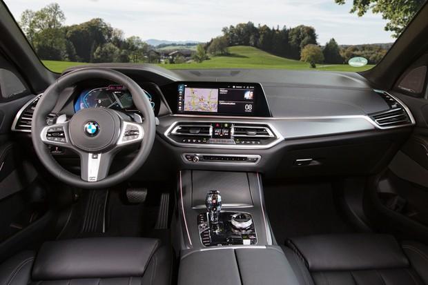 BMW X5 xDrive45e M Sport (Foto:  Divulgação)