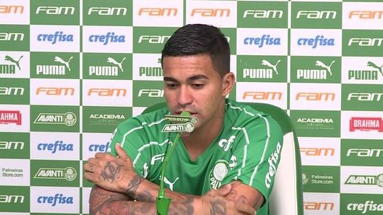 Dudu lamenta desfalque de Scarpa no Palmeiras e pede mais proteção da arbitragem