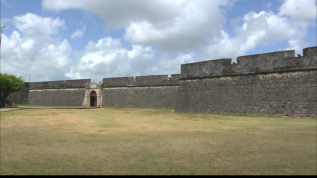 Fortaleza de Santa Catarina na PB concorre ao título de Patrimônio Mundial da Unesco
