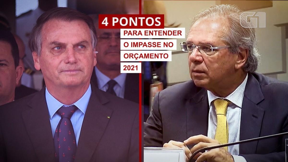 Congresso e Planalto não chegam a acordo durante reunião para discutir Orçamento de 2021