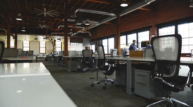 Escritório; trabalho (Foto: Pexels)