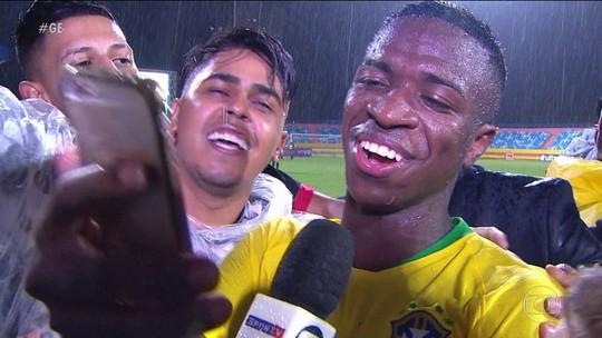 Seleção sub-20 empata com Colômbia em amistoso de preparação para sul-americano