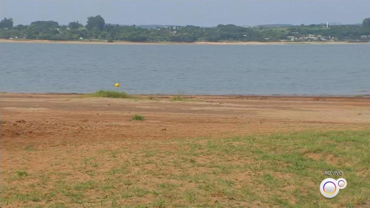 Represa de Jurumirim em Avaré está com 30% da capacidade