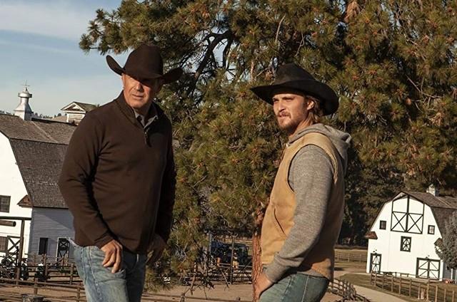 Cena de 'Yellowstone' (Foto: Emerson Miller/Paramount Network)