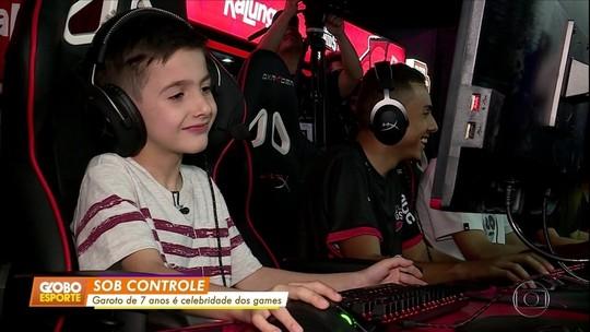 Sob Controle #31: garoto de sete anos se destaca no League of Legends