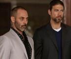 Ashraf Barhom e Adam Rayner em cena de 'Tyrant' | Reprodução
