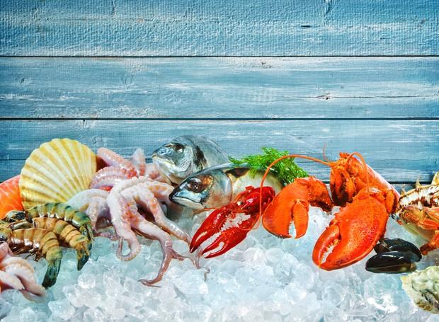 Alergia a frutos do mar é uma realidade de muitas pessoas ao redor do mundo (Foto: Thinkstock)