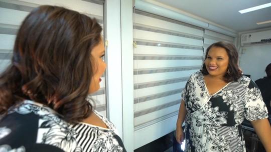 Transformação da Cleilde, Vitória Down e visita à Flavinha no AGTV, 11