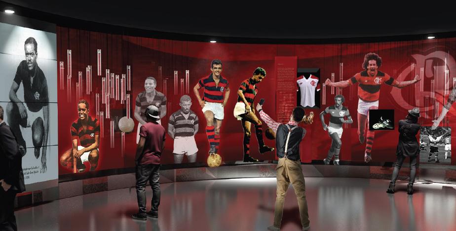 Flamengo aprova renovação com a Caixa, expansão de memorial e uniforme de 2019