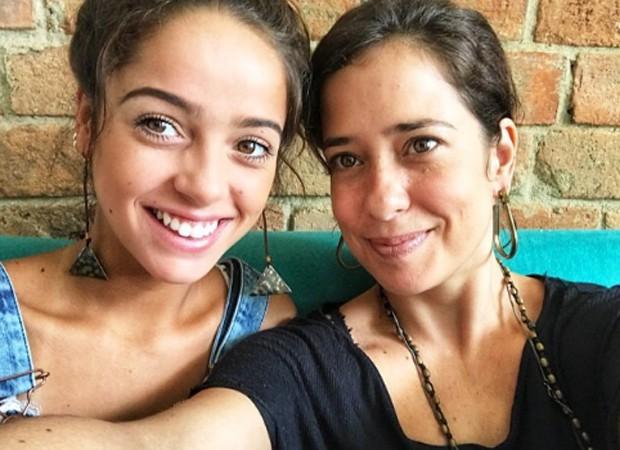 Ana Clara e Paloma Duarte (Foto: Reprodução/Instagram)