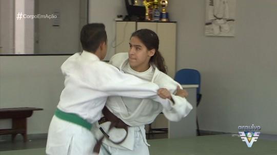 Giulia Pereira se prepara para intercâmbio no Japão e Jogos Mundiais, nos EUA