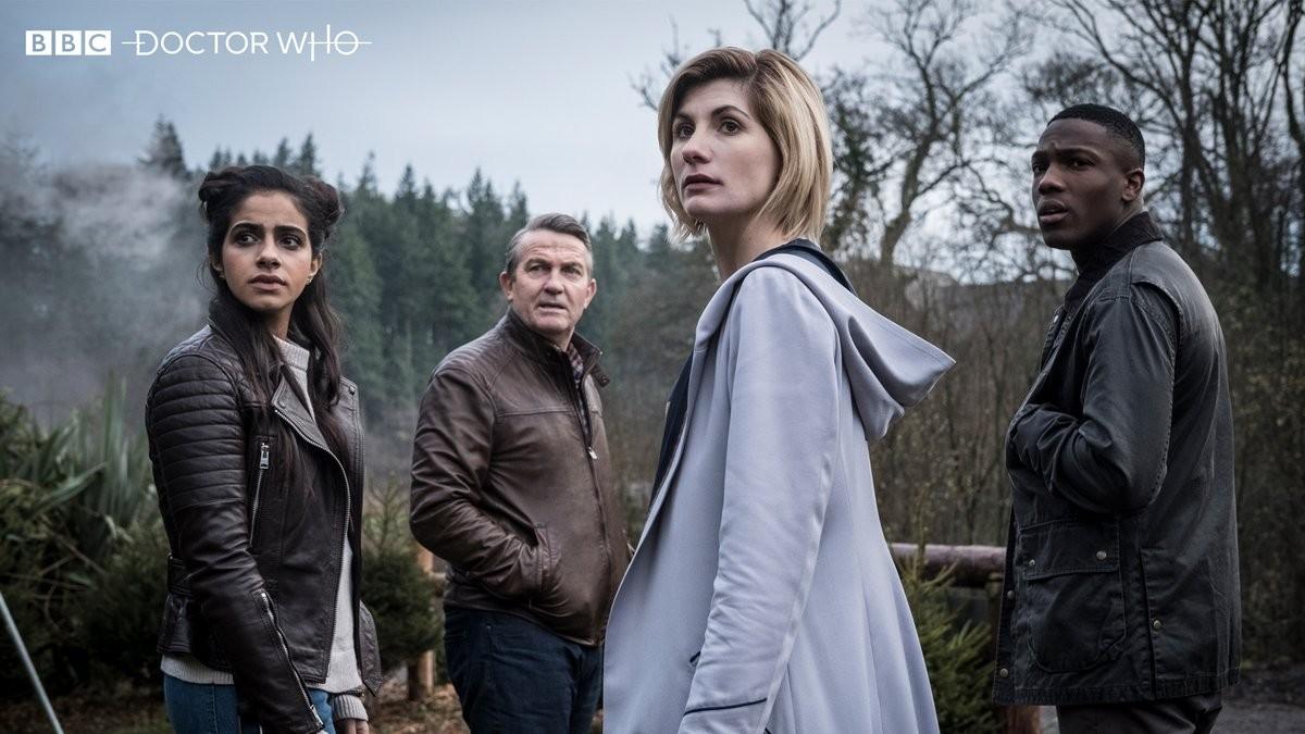 Imagem da 11ª temporada de Doctor Who (Foto: BBC/Divulgação)