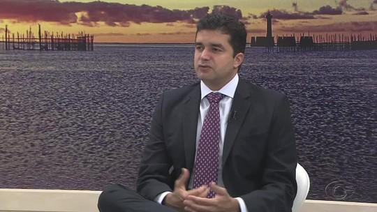 Rui Palmeira diz que a saúde será sua prioridade no 2º mandato em Maceió