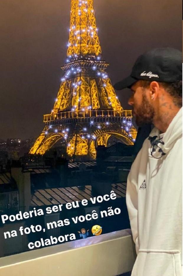 Neymar (Photo: Playback/Instagram)