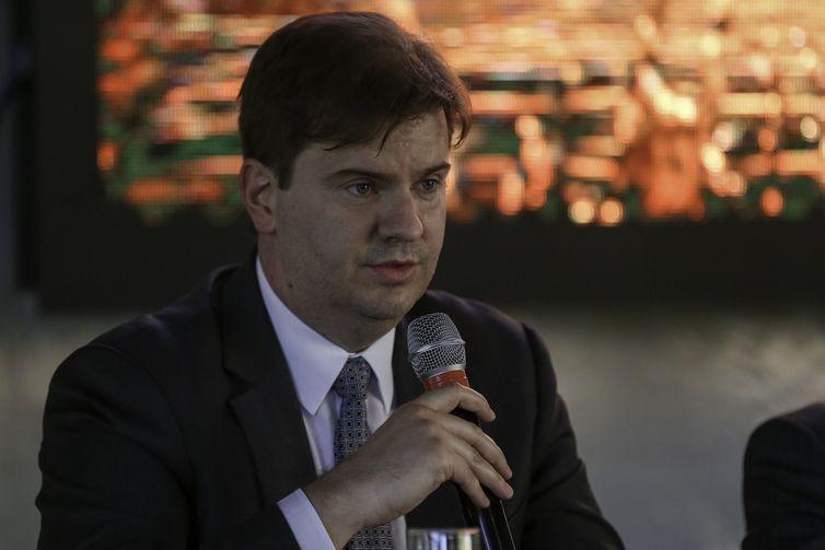 O Ministério da Integração Nacional do governo Bolsonaro, Gustavo Canuto (Foto: Fabio Rodrigues Pozzebom/Agência Brasil)
