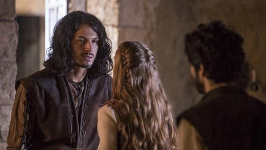 Afonso decide derrubar Rodolfo e voltar ao trono de Montemor