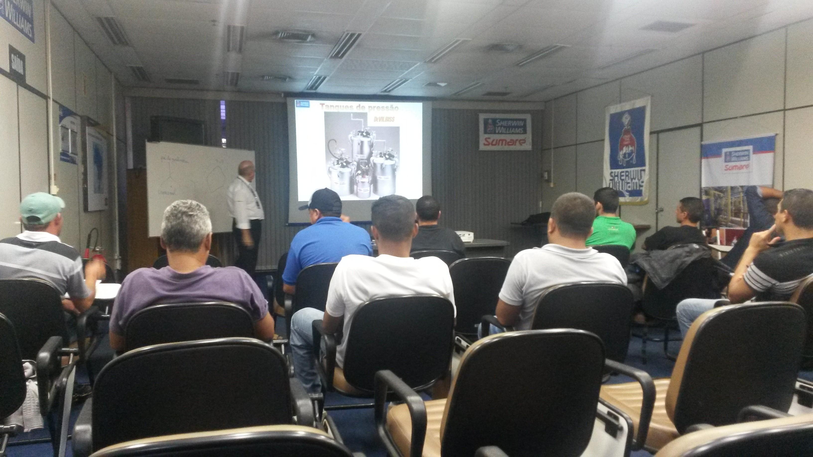 Empresa de Sumaré abre inscrições para 30 vagas em curso sobre tintas anticorrosivas - Notícias - Plantão Diário
