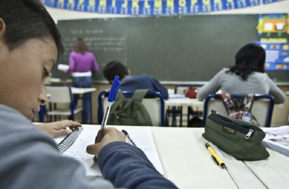 Investimento anual por aluno teve redução de 8% em 2020, de acordo com portaria sobre Fundeb. — Foto: Palácio Piratini/Divulgação