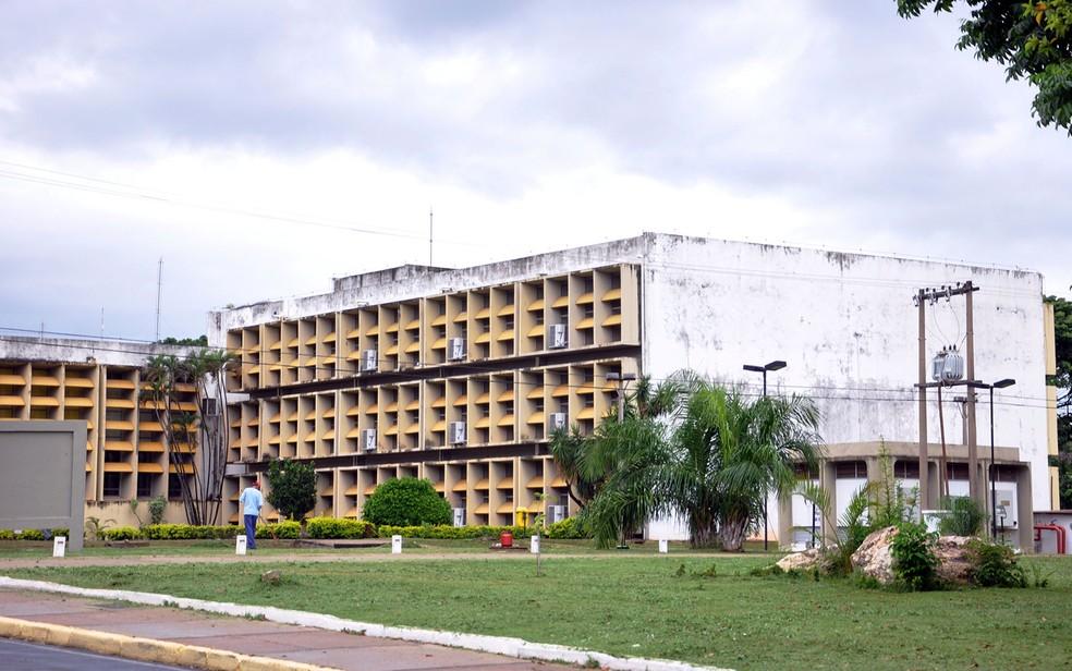 Universidade Federal de Mato Grosso (UFMT), campus Cuiabá — Foto: Denise Soares/G1
