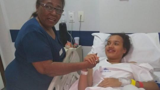 Vencedora de R$ 100 mil diz que prêmio salvou sua vida ao enfrentar doença grave