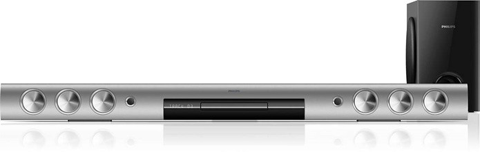 Home Theater Soundbar da Philips HTB5150KD/78