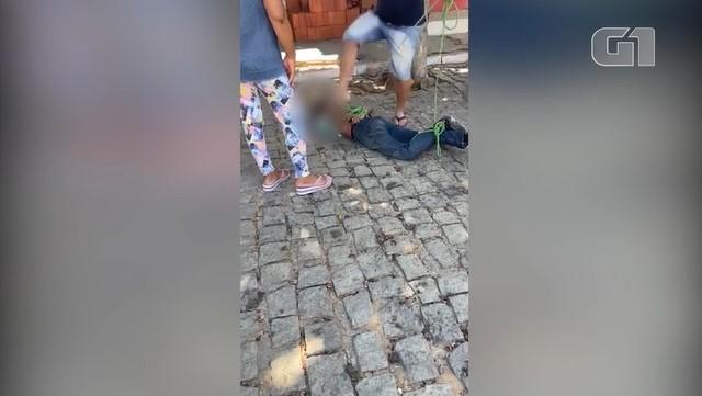 Polícia Civil prende comerciante suspeito de amarrar e agredir homem no interior do RN