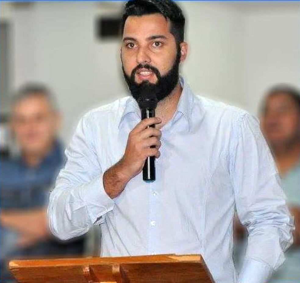 Elder Coutinho foi jogador do Maringá, Rexona e outros times. Atualmente era secretário de esportes (Foto: Divulgação/Prefeitura de Assis Chateaubriand)