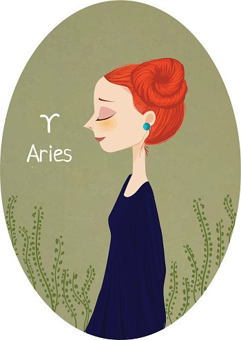 Horoscope. Zodiac signs-Aries (Foto: Getty Images/iStockphoto)