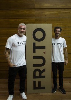 Alex Atala e Felipe Ribenboim (Foto: Divulgação)