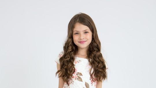 Conheça Sofia Cordeiro, participante do 'The Voice Kids'