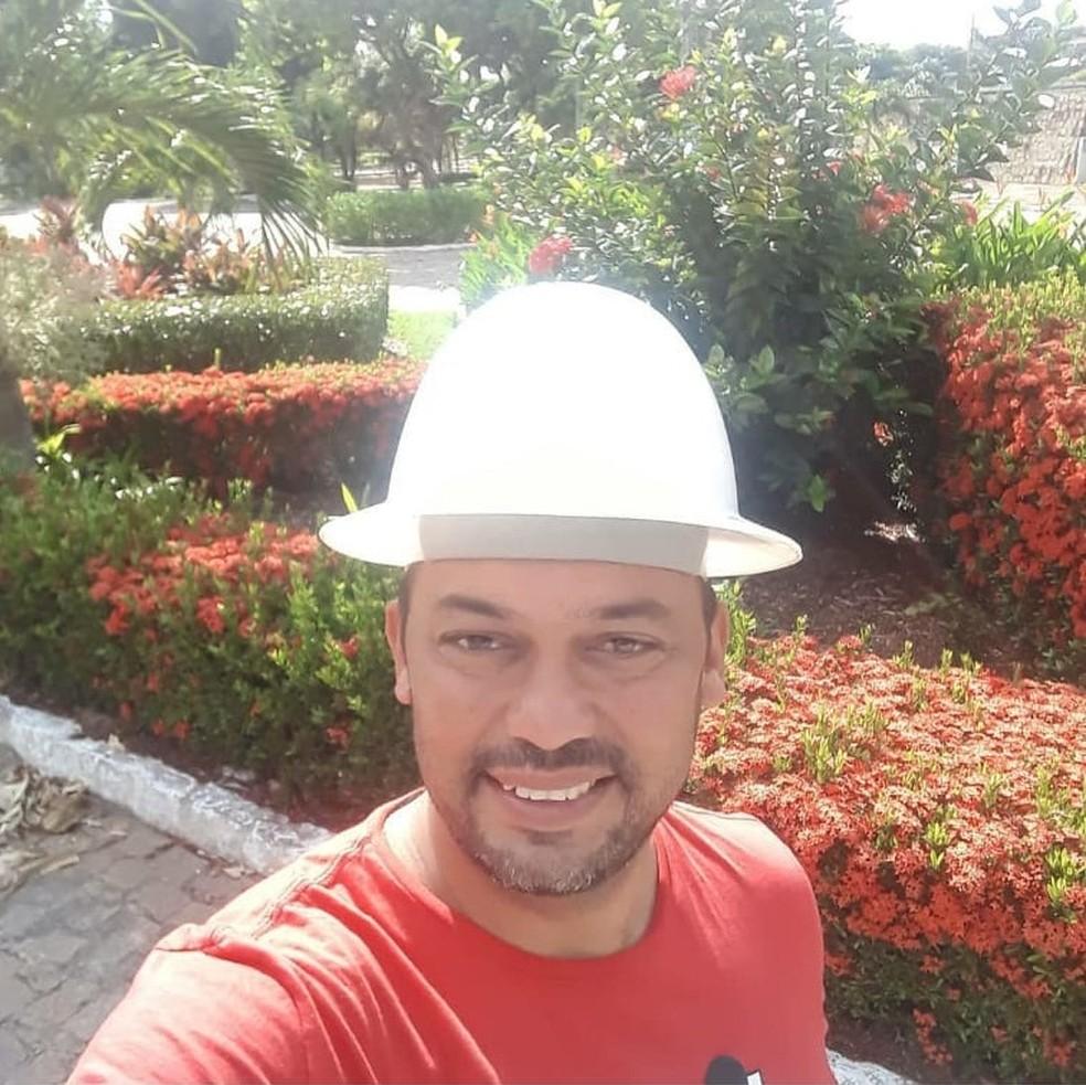 Bruno Evangelista Nolasco Lemos tinha 39 anos — Foto: Cedida