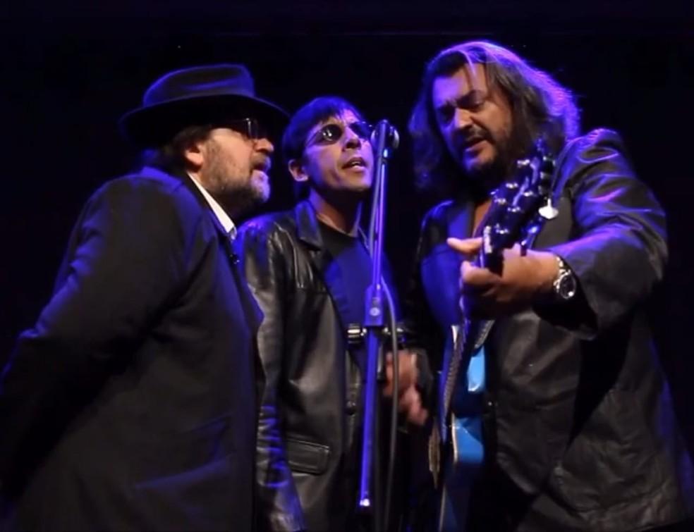 Bee Gees, o musical — Foto: Divulgação