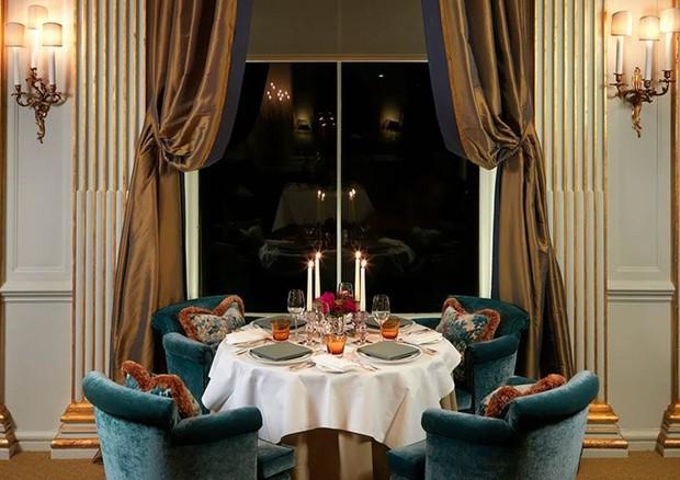 Hotel que Meghan Markle vai passar a sua última noite de solteira (Foto: Reprodução)