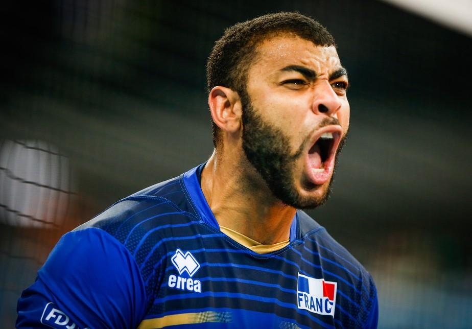 Ngapeth é preso em BH por importunação sexual após o Mundial de Clubes de vôlei