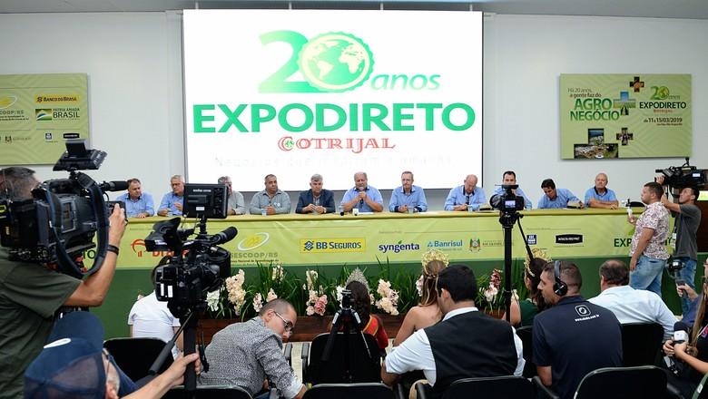 expodireto-coletiva-balanco (Foto: Divulgação/Cotrijal)