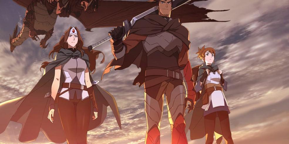 Anime do DotA 2: veja detalhes já revelados sobre produção da Netflix    Jogos de estratégia   TechTudo