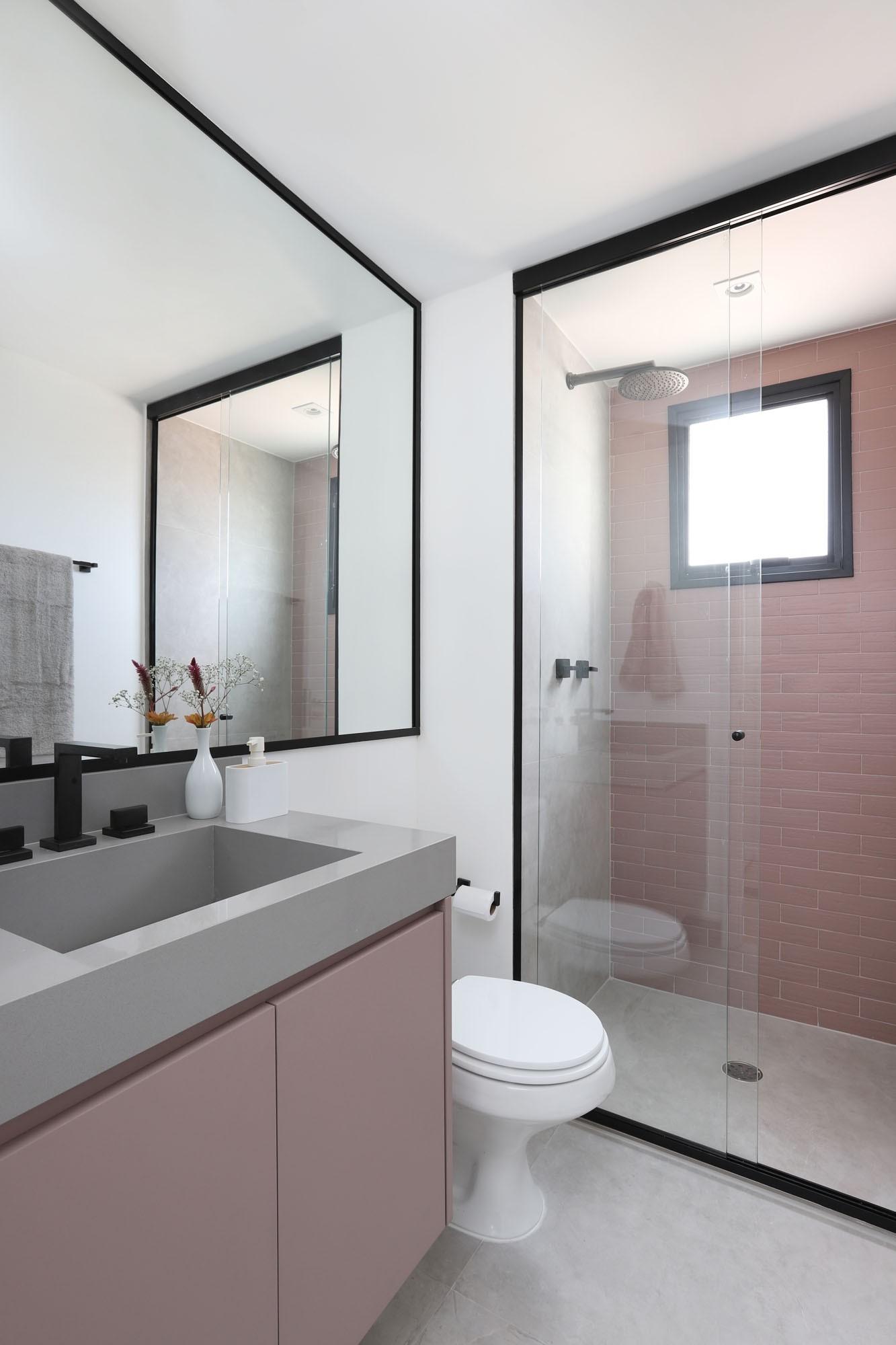 Banheiro Pintar Ou Revestir Fora Do Box Veja A Solução