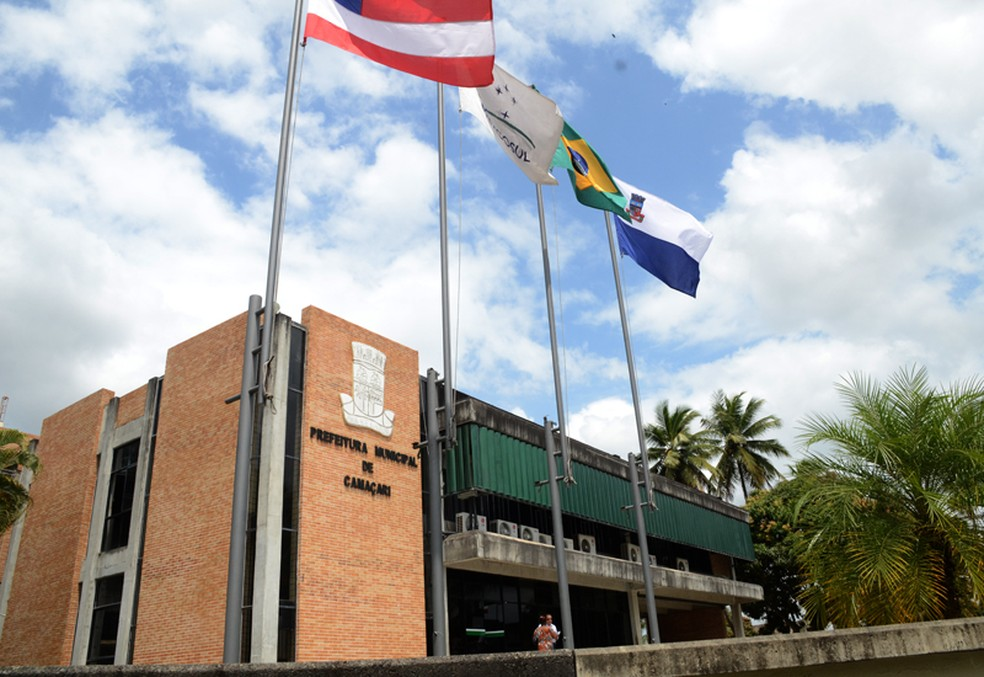 Prefeitura de Camaçari — Foto: Divulgação/Prefeitura de Camaçari