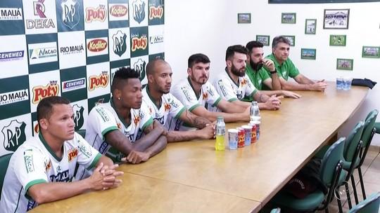 Rio Preto apresenta reforços e inicia pré-temporada de olho na A3