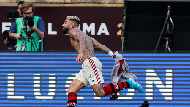 Gabigol Flamengo River