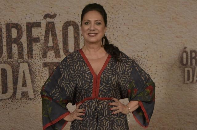 Eliane Giardini (Foto: Rede Globo / Selmy Yassuda)