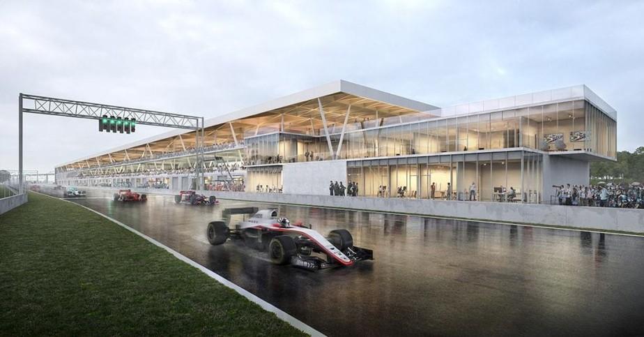 GP do Canadá inaugura novo paddock e área de boxes para edição de 2019 da prova